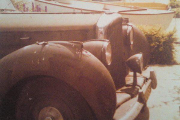 1948 Bentley MKVI Registration KMA 898 Chassis no B431 CD