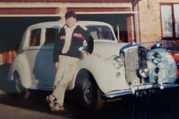 Daniel aged 16 with KMA 898