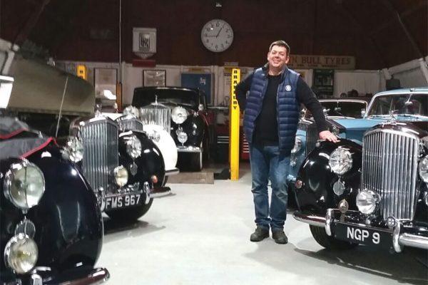 Daniel Moore Rolls Royce and Bentley specialist!
